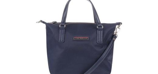 Tmavě modrá menší kabelka Tommy Hilfiger Poppy 314d66bbc64